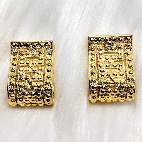 Jewelry - Gold Nugget Earrings